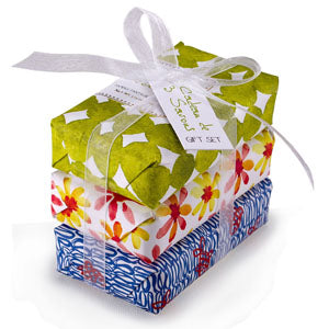 3 Soap Gift Set Fresh
