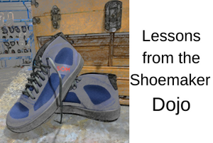 Lessons from the SOM Footwear Shoemaker's Dojo*