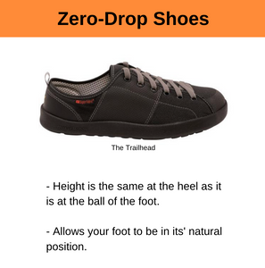Zero-Drop Shoes and Their Benefits