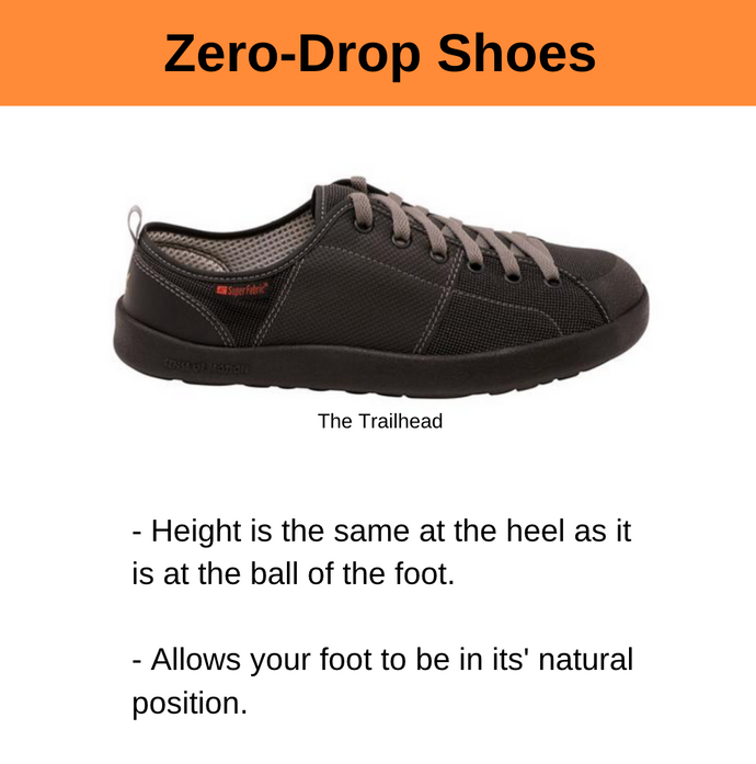 Zero Drop Shoes and Their Benefits
