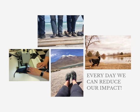 Reducing our environmental impact every day.