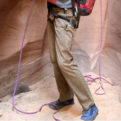 HiLite, SOM mid-top that does canyoneering