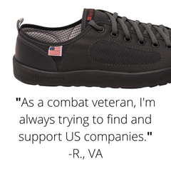 SOM Footwear's minimalist shoes are a proud, Made in the USA company testimonial