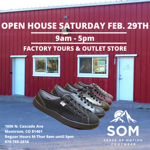Open House Tours and Store Saturday Feb 29th