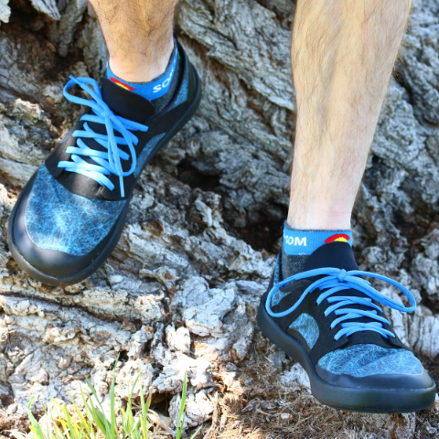 SOM Footwear introducing our most comfortable sneaker to date, the Nutrail
