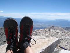 Best hiking shoes made in the USA.
