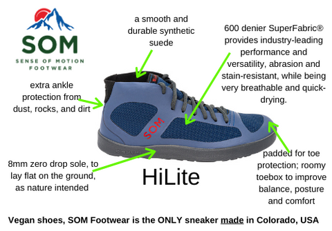 Tech Sheet HiLite, SOM Mid-Top