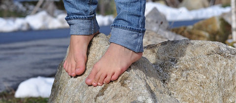 SOM Footwear provides similar benefits to going barefoot.