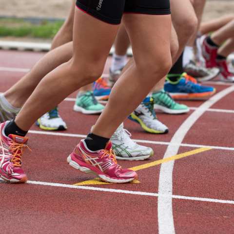 Many running shoes to choose from, but are we any faster