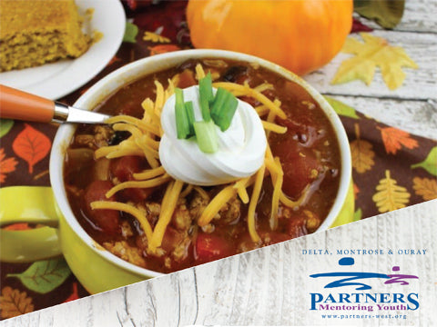Partners of Delta, Montrose and Ouray Chili Bowl Fundraiser
