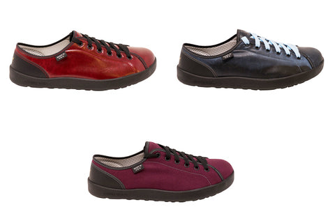 The three latest SOM models released in 2018 by SOM Footwear.