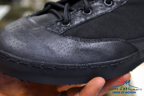All of our shoes are handmade on demand, offering you the highest quality American made minimalist shoes on the market.