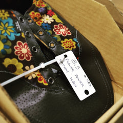 SOM Footwear is handcrafted in the USA specifically for YOU.