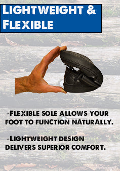 SOM Footwear Lightweight & Flexible Sole