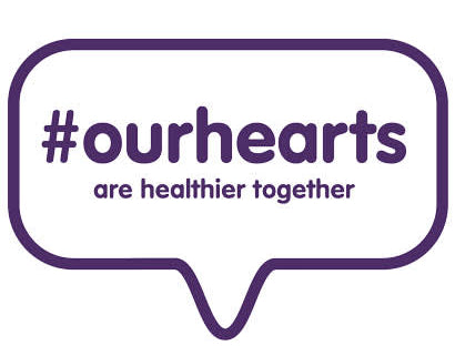 #OurHearts American Heart Awareness