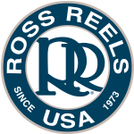 Ross Reels Logo Made in USA Reels