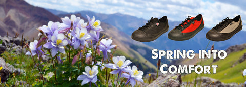 Comfortable American made shoes by SOM Footwear.