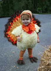 Turkey trot costume ideas for the whole family!