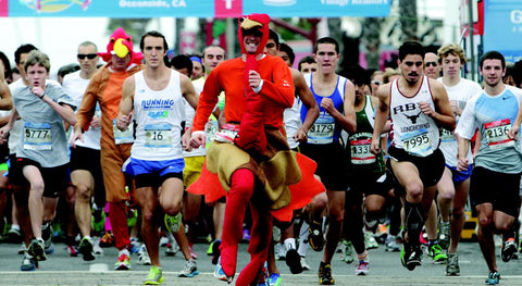 San Diego Turkey Trot.