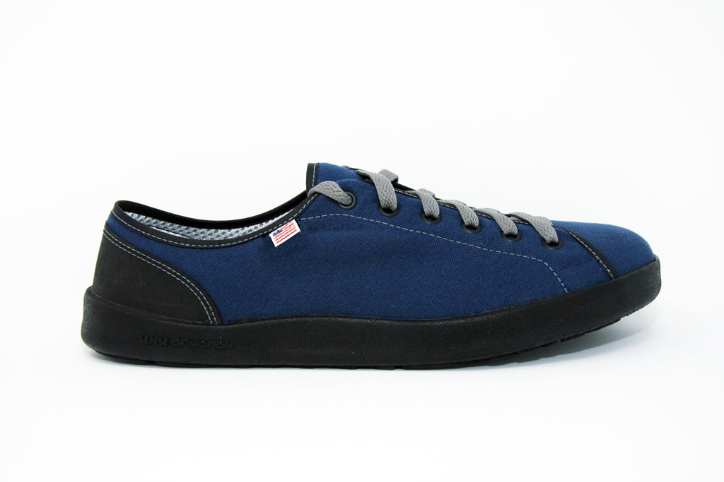 Navy Blue Classic Shoes - SOM Footwear