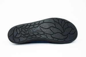 Zero Drop Flexible Lightweight Sole