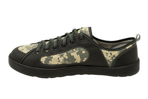 Camo Combat Barefoot Feel Shoes