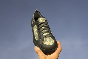 Camo Combat Zero Drop Shoes