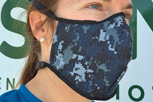 camo navy made in usa reusable face-mask