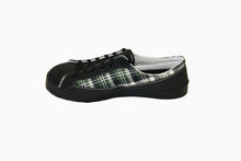 SOM Footwear barefoot shoe flannel with bamboo liner side view