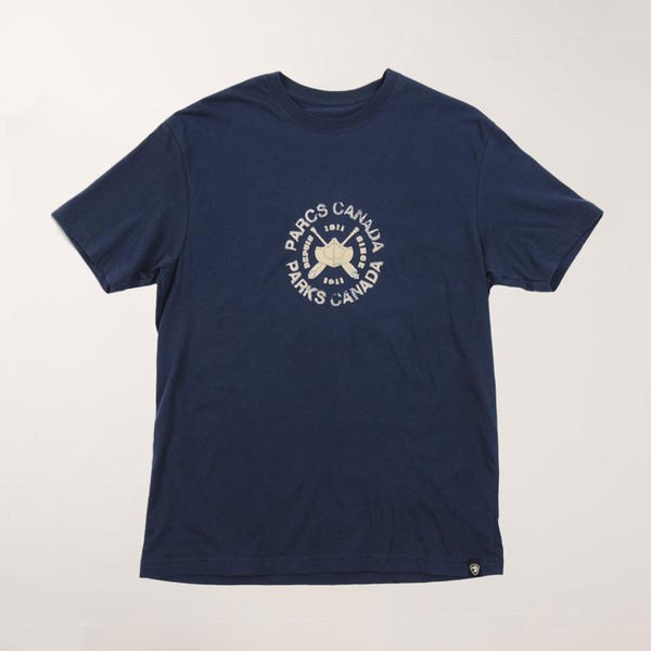 Men's T-shirt - Crossed Paddles