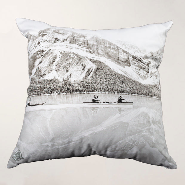 Jasper National Park Pillow