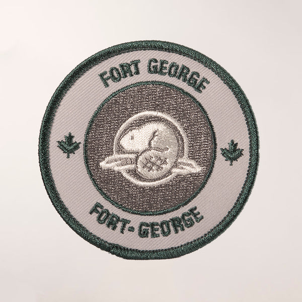 Fort George National Historic Site Crest