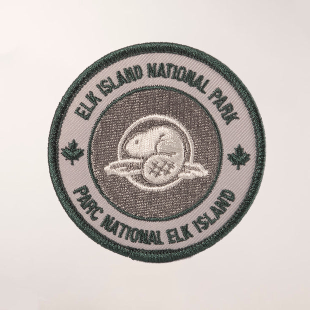 Elk Island National Park Crest