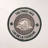 The Forks National Historic Site Crest
