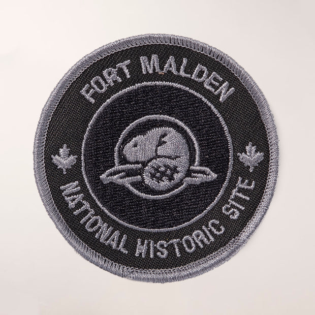 Fort Malden National Historic Site Crest