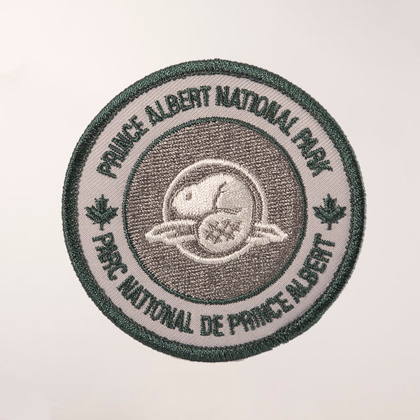 Prince Albert National Park Crest