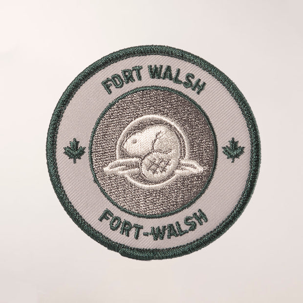 Fort Walsh National Historic Site Crest
