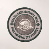 Grasslands National Park Crest
