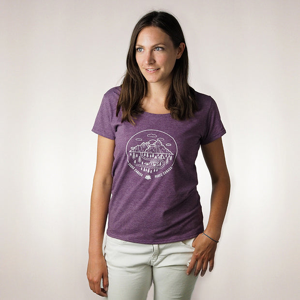 Women's Born to Explore T-shirt