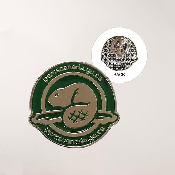Parks Canada Pin