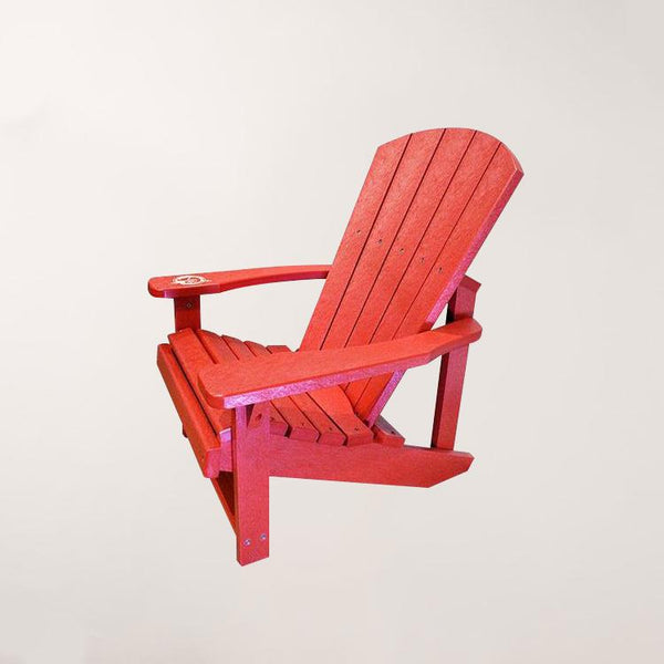 Children's Red Chair- Right
