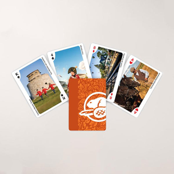 National Historic Sites Playing Cards