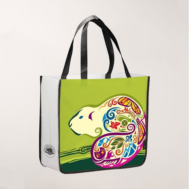 Recycled Celebration Tote