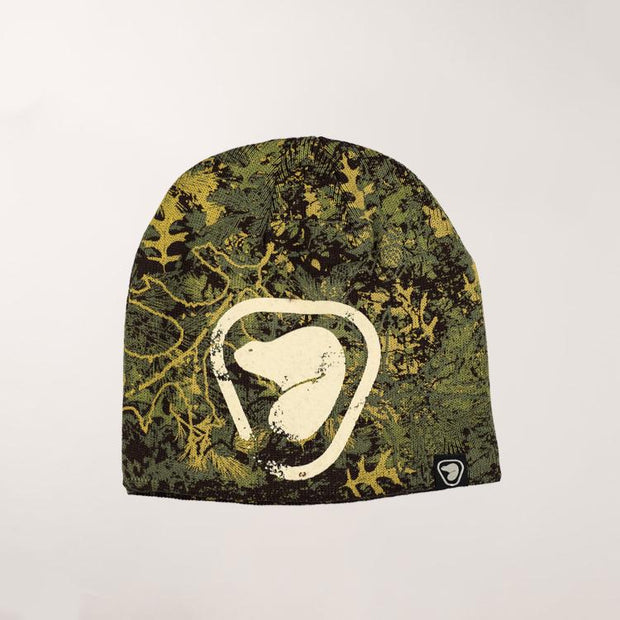 Tuque camouflage