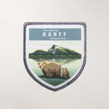 Banff National Park Crest