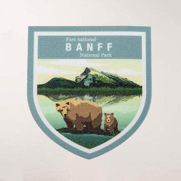 Banff National Park Decal