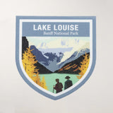 Lake Louise Decal