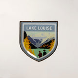 Lake Louise National Park Lapel Pin
