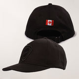 Black Retro Cap