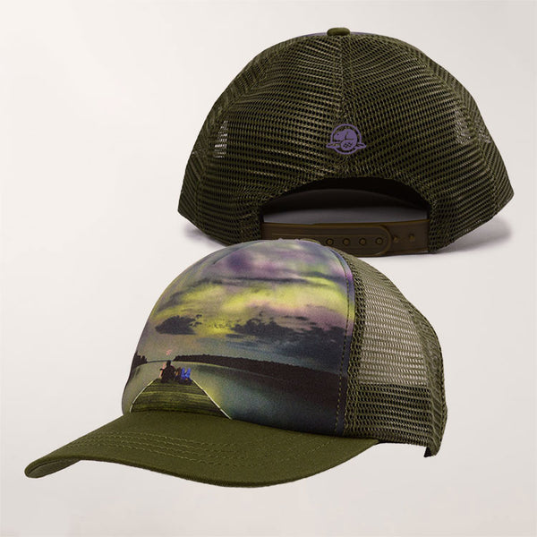 Northern Lights Trucker Cap